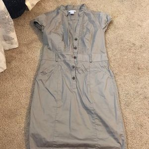 H&M Khaki Dress